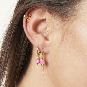 Earrings candy